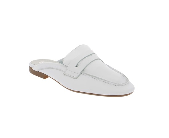 Muiltjes - slippers River Wood Wit