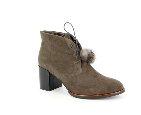 Bottines Softwaves Gris