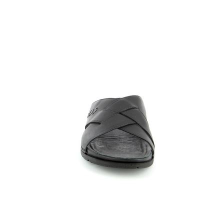 Muiltjes Cypres Zwart