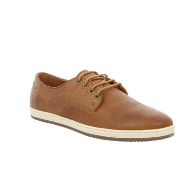 Sneakers River Wood Cognac