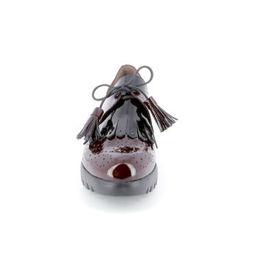 Veterschoenen Wonder Bordeaux