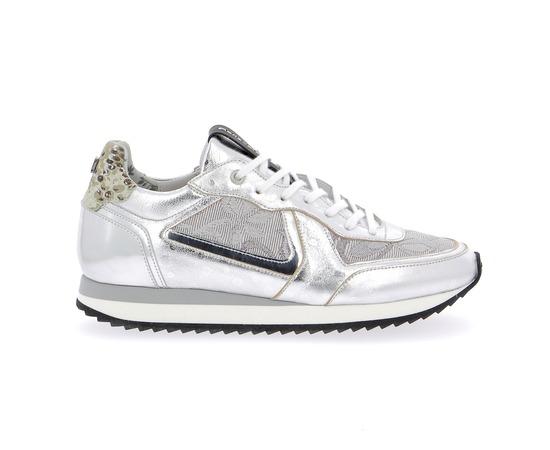 Sneakers Floris Van Bommel Zilver