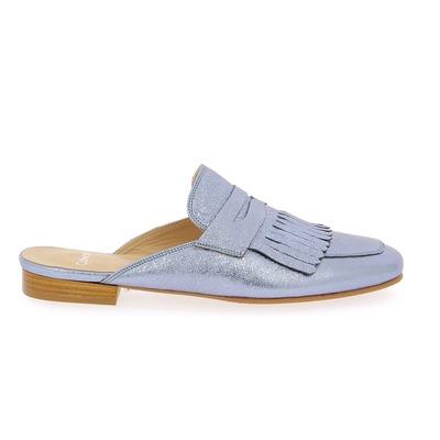 Muiltjes - slippers Catwalk Blauw