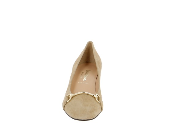 Pumps Voltan Naturel