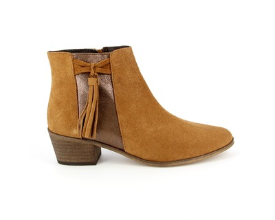 River Wood Boots