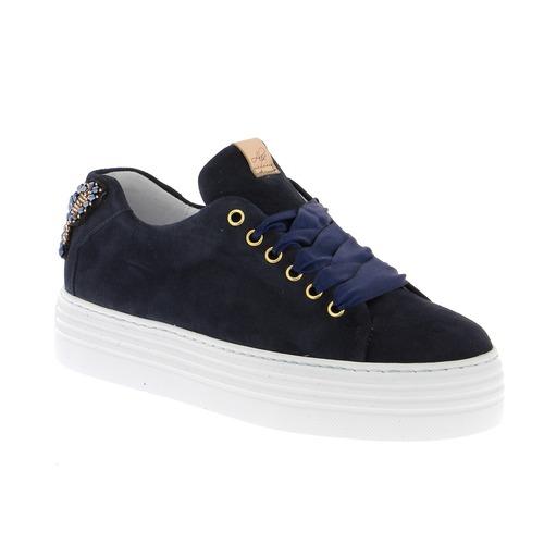Sneakers Alpe Blauw
