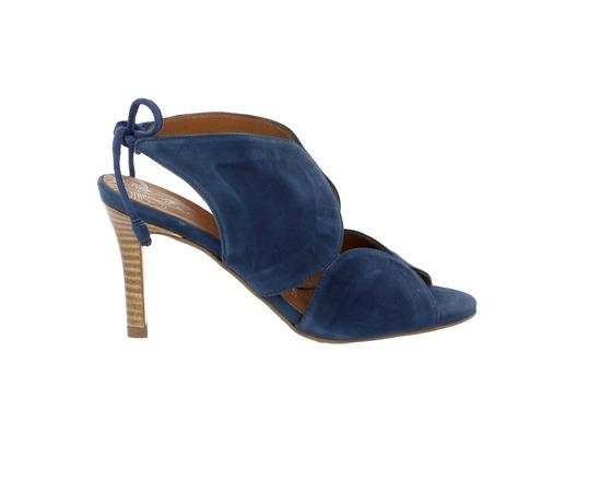 Sandalen Miralles Blauw