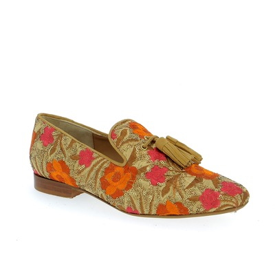 Moccassins Miralles Orange