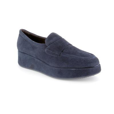Moccassins Fashion Moda Bleu