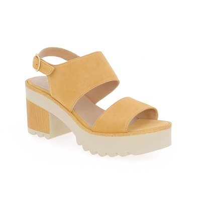 Sandalen Three6five Naturel