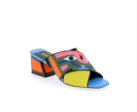 Muiltjes - slippers Kat Maconie Blauw