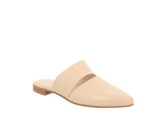 Muiltjes - slippers Pertini Nude