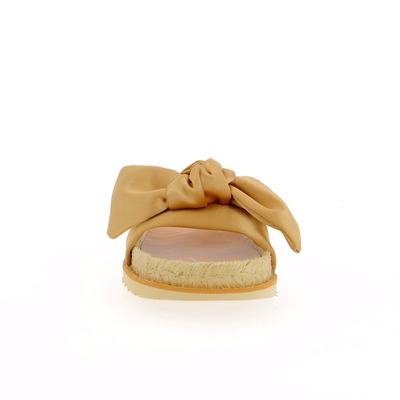 Muiltjes - slippers Catwalk Naturel