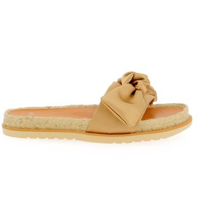 Muiltjes - slippers Catwalk Naturel