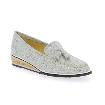 Moccassins Brunate Argent