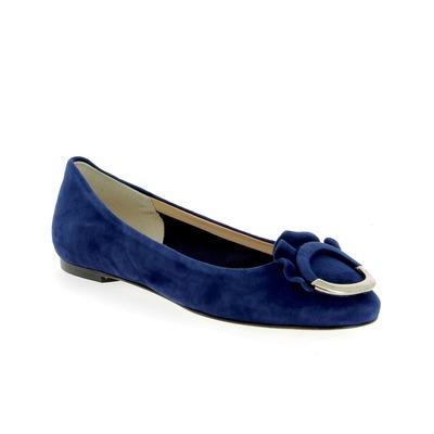 Ballerines Delaere Bleu