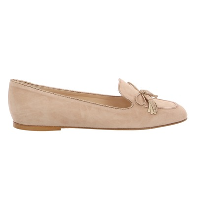 Moccassins Delaere Nude