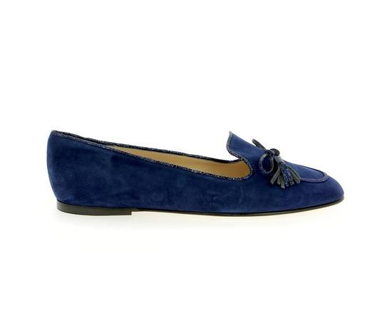 Moccassins Delaere Bleu