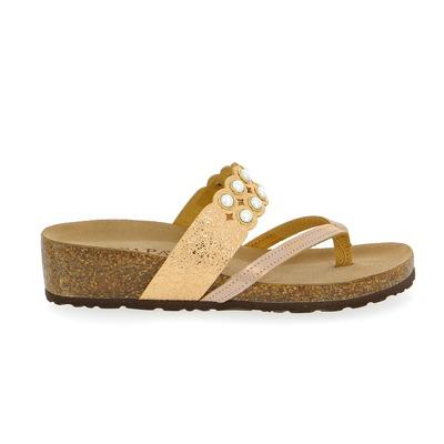 Muiltjes - slippers Scapa Roze