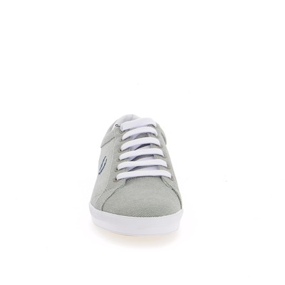 Basket Fred Perry Gris