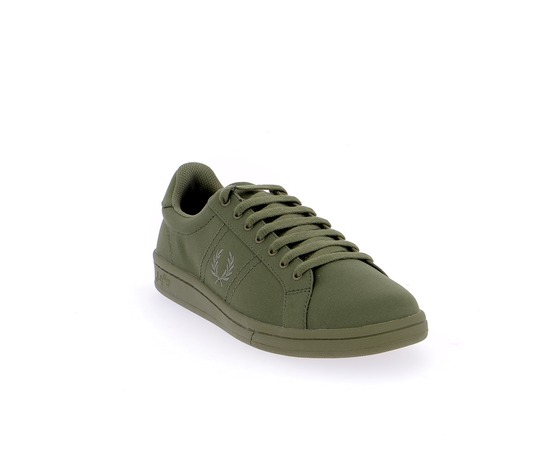 Basket Fred Perry Kaki