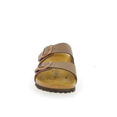 Muiltjes - slippers Birkenstock Bruin