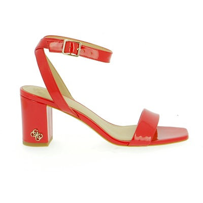 Sandales Guess Rouge