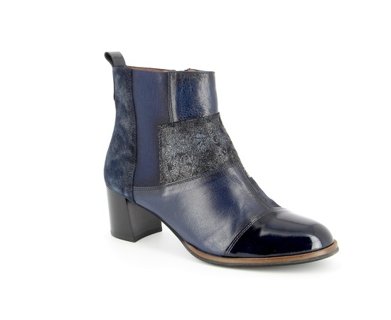 Boots Hispanitas Bleu