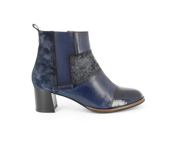 Boots Hispanitas Blauw
