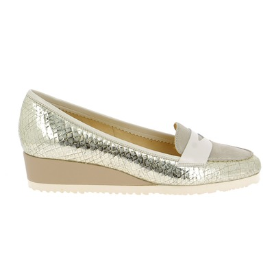 Moccassins Luca Grossi Platine