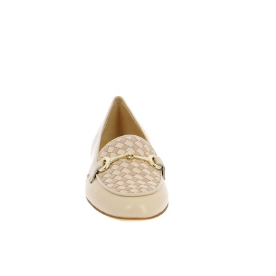 Moccassins Grossi Luca Beige