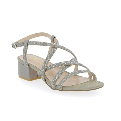 Sandales Alma En Pena Gris