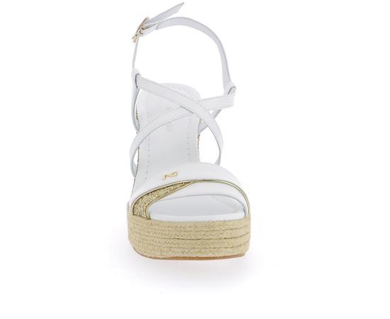 Sandalen Nero Giardini Wit