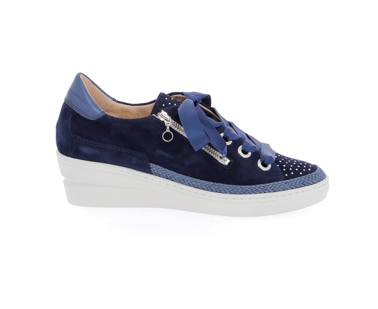 Veterschoenen Softwaves Blauw