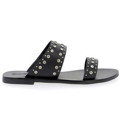 Muiltjes - slippers Sol Sana Zwart