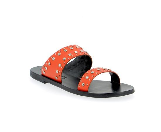 Muiltjes - slippers Sol Sana Oranje