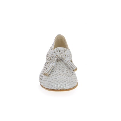 Moccassins Pertini Argent