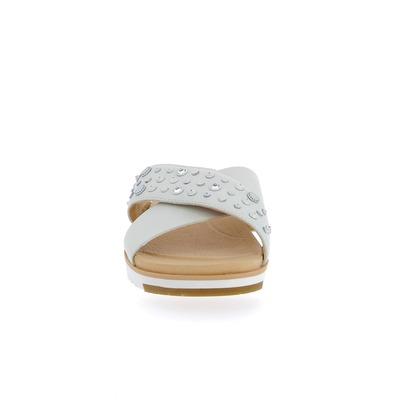 Muiltjes - slippers Ugg Wit