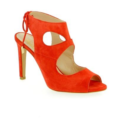 Sandales Scapa Rouge