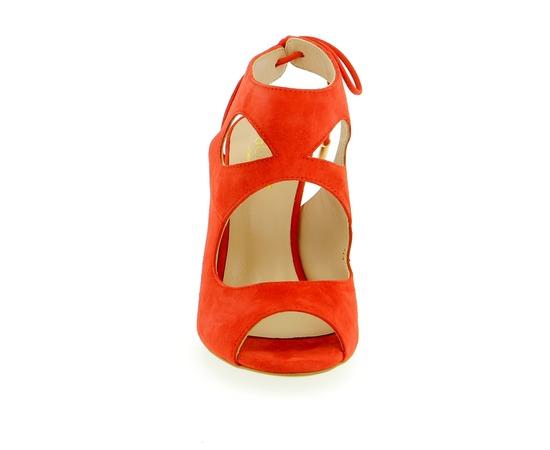 Sandalen Scapa Rood
