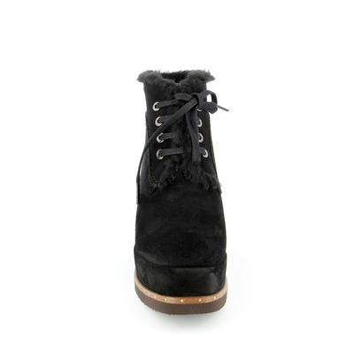 Bottines Catwalk Noir