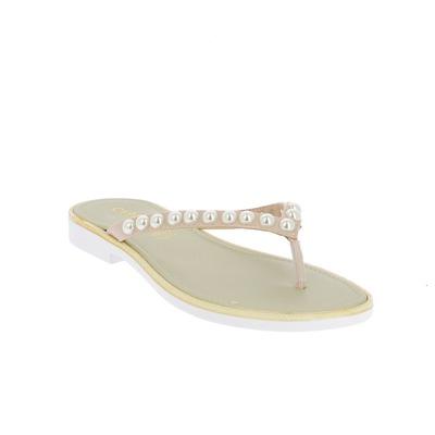 Muiltjes - slippers Cypres Roze