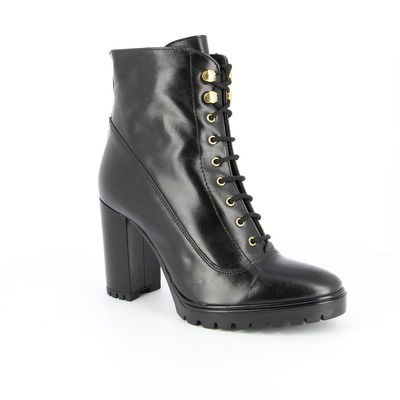 Bottines Gianni Gregori Noir