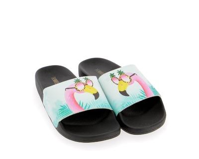 White Brand Muiltjes - slippers
