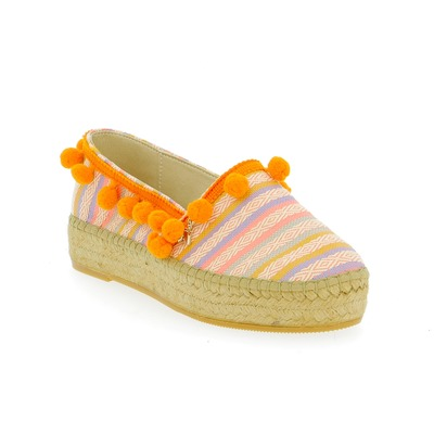 Espadrilles Patrizia Pepe Orange