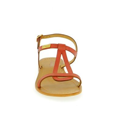 Sandales Tropezienne Rouge