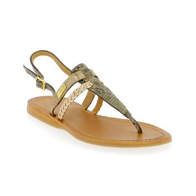 Sandales Tropezienne Serpent