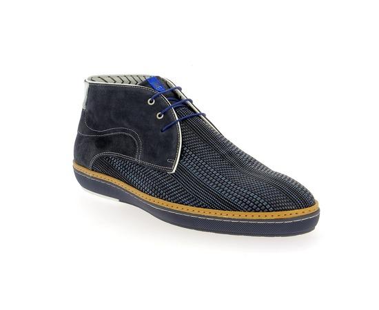 Boots Floris Van Bommel Bleu