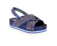 Guess Sandales bleu