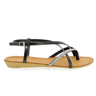 Sandalen Scapa Zwart